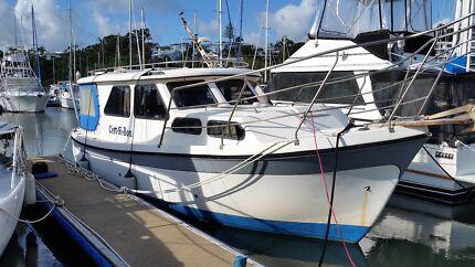 30ft Bay Cruiser (8 berth)