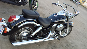HONDA SHADOW-750CC ,   2002 , IN A VERY GOOD SHAPE FOR SALE