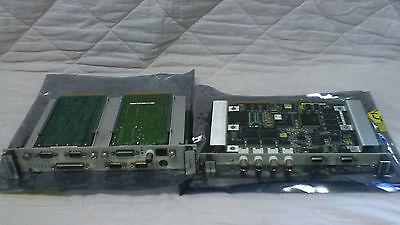 Radisys Epc 5 Vme Cpu Compactpci Board W  Exp Vid B Video Card   Daughter Module