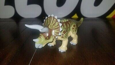 Lego Jurassic World Dinosaur - Triceratops - Set 75937 - Authentic - Dino Only