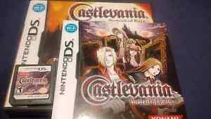 Castlevania Portrait of a ruin -. Nintendo ds Meadowbank Ryde Area Preview
