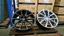 """(Mazda CX-5) G.MAX 20"""" Cosmo Wheel + Tyre Package Mitcham Whitehorse Area Preview"""