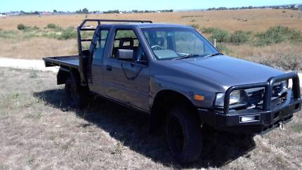 Holden Rodeo Space Cab 4X4 Turbo Deisel Lots of Extras