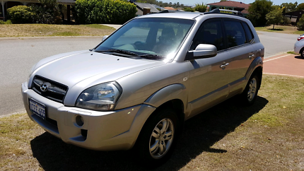 2006 Tuscon Elite AWD, $6900 ONO