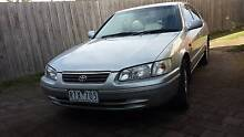 2002 Toyota Camry 5spd man touring NO REG NO RWC Geelong West Geelong City Preview