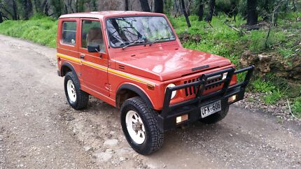 1982 Suzuki Sierra SJ40 Modbury North Tea Tree Gully Area Preview