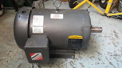 Baldor Standard E 10hp Industrial Motor