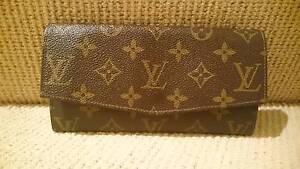 Authentic vintage Louis Vuitton long wallet/pochette Leichhardt Leichhardt Area Preview