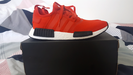 Price drop! DS Us 9 Adidas Red Mesh NMD's price negotiable!