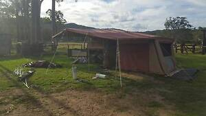 Off Road Gic Camper Trailer For Sale Berkeley Vale Wyong Area Preview
