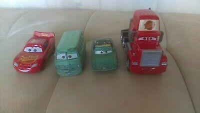 Disney Pixar Cars Diecast Lot Rare Rusty Dusty Rust-eze McQueen Mack Semi Cab