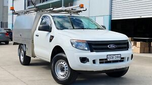 2015 FORD RANGER PX AUTO UTE - CUSTOM WORK STATION - RARE - FINANCE & TRADE INS WELCOME