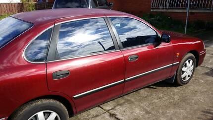 2001 Toyota Avalon Sedan Macquarie Fields Campbelltown Area Preview
