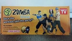 Zumba Fitness Set Pyrmont Inner Sydney Preview