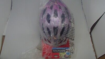 Schwinn Thrasher Adult Cycling Bicycle Helmet New NWT 14+ Adjustable Purple
