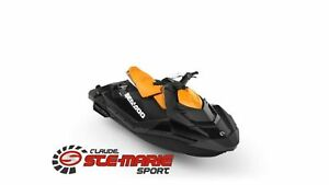 2018 Sea-Doo/BRP Spark 900 HO ACE 2 places iBR et ens. commodité