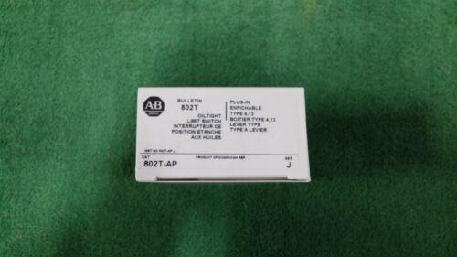 ALLEN BRADLEY 802T-AP / 802TAP LIMIT SWITCH (S-06)
