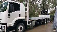 Crane truck for hire Macquarie Park Ryde Area Preview