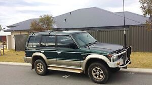 PAJERO 1995 LOADS OF EXTRA's Landsdale Wanneroo Area Preview