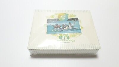 BTS 2015 Summer Package Package With DHL Express Tracking