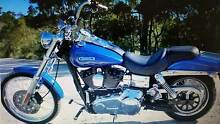 HARLEY DAVIDSON DYNA WIDE GLIDE Caboolture Caboolture Area Preview