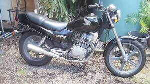 Beautifully Finished 1998 Honda CB 250 Lakes Entrance East Gippsland Preview