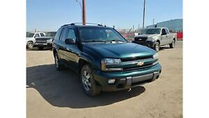 2005 Chevrolet TrailBlazer LT 4.2L V6 4x4!! Low KM'S & Warranty!