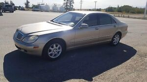 2002 Mercedes Benz S430 perfect!
