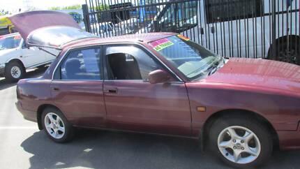 1998 Daihatsu Applause Hatchback