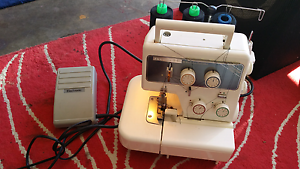 Janome ezy lock 304D sewing machine Rowville Knox Area Preview