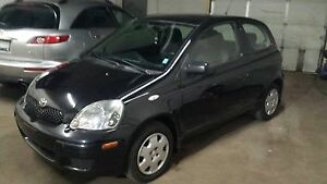 2003 Toyota Echo Hatchback
