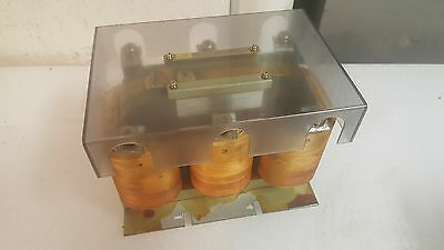 Ge Fanuc Line Reactor Transformer A81l-0001-0147-02 Used Warranty