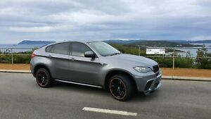 BMW X6 E71 twin turbo Luxury V8 sports SUV