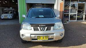 2006 Nissan X-trail (4x4) T30 STS-Extreme (Sunroof) Wagon Manual Waratah Newcastle Area Preview