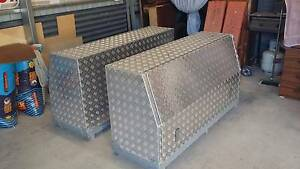 Ute tool boxes (pair) Kadina Copper Coast Preview