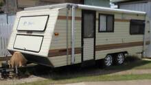 Jayco POP TOP dual axle with roll out awning Wandal Rockhampton City Preview