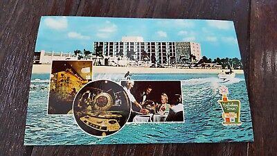 Tropically Dutch Holiday Inn Aruba Post Card