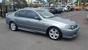 2003 Ford Falcon XR6 BA 4.0L 6 Cylinder Sedan - 4 Speed Auto Waratah Newcastle Area Preview