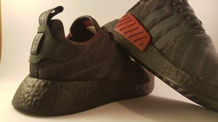adidas  x size? x Henry Poole NMD_R2