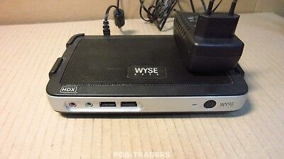 DELL WYSE Thin Client 3010 Tx0 Marvell ARM 1.0 GHz 1GB RAM 909576-02L INCL PSU