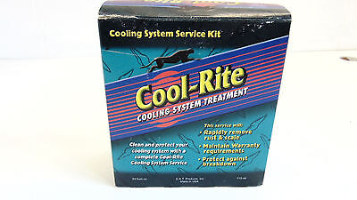 COOL-RITE II COOLING SYSTEM TREATMENT 5002 & QUICK KLEEN 5008 best price on ebay