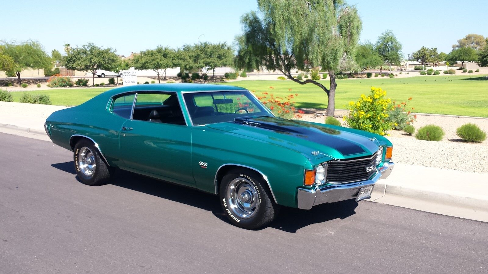 """1972 Chevrolet Chevelle SS 1972 SS 454 Chevelle  TRUE """"W"""" Code !!! This is not a clone."""
