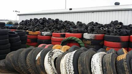FREE GOKART TYRES TO GIVE AWAY GOOD FOR LARGE DOGS TO CHEW ON TOO Elizabeth Vale Playford Area Preview