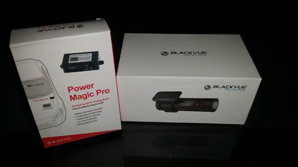 Blackvue Drs650s 1ch + Power Magic Pro Dash camera