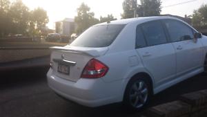 Nissan Tiida 2010 Auto