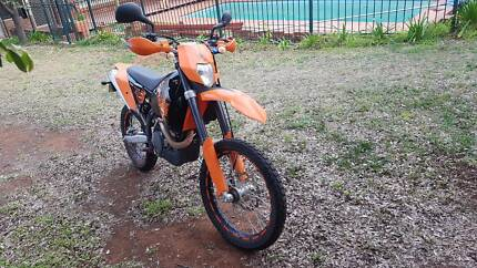 KTM 530 exc-r 2008 with REGO Griffith Griffith Area Preview