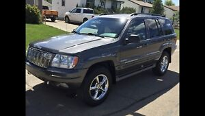 2002 Jeep Grand Cherokee *PRICE REDUCED*