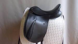 "Trainers Jessica 17"" Dressage Saddle Morphett Vale Area Preview"