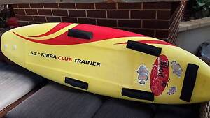 "Nippers Foam board 5'5"" Kirra redback Baldivis Rockingham Area Preview"