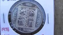 Vatican city 1977 500 lira silver proof Baldivis Rockingham Area Preview